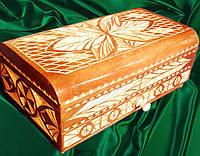 Сувенир  шкатулка - ларец