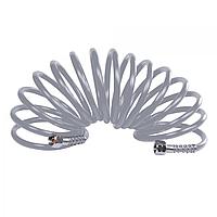 Шланг для компрессора спиральный полиуретановый FORTE SHC-20 PE