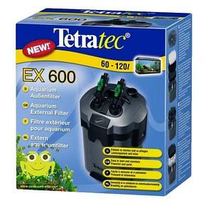 Внешний фильтр Tetra EX 600 Plus до 120л., фото 2