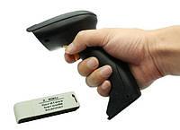2.4 G Бездротовий Сканер штрих-кодів до 100 метрів, фото 1