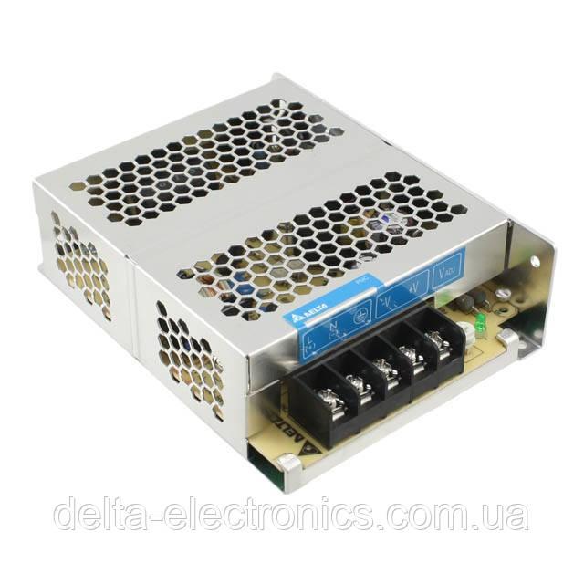 Промышленный источник питания 50Вт / 24В / Вх.:1-фазн., мет. корпус, для крепл. на панель, PMC-24V050W1AA