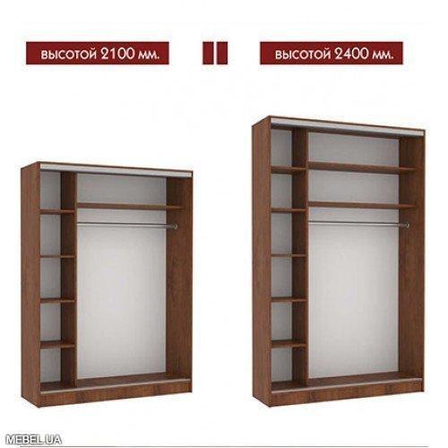 Шкаф купе 150 Мебель Стар