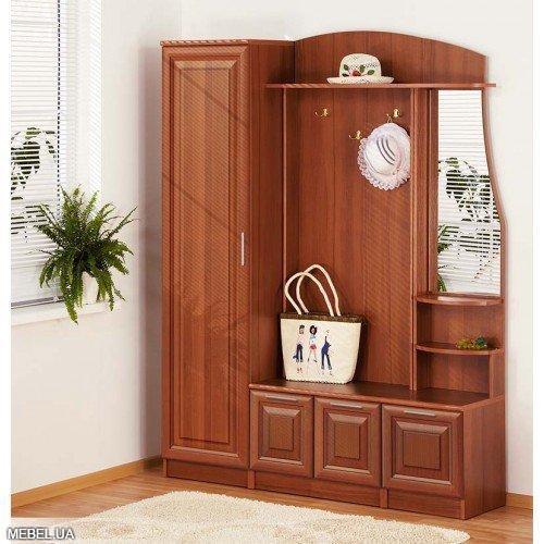 Прихожая ВТ 4041 Комфорт Мебель