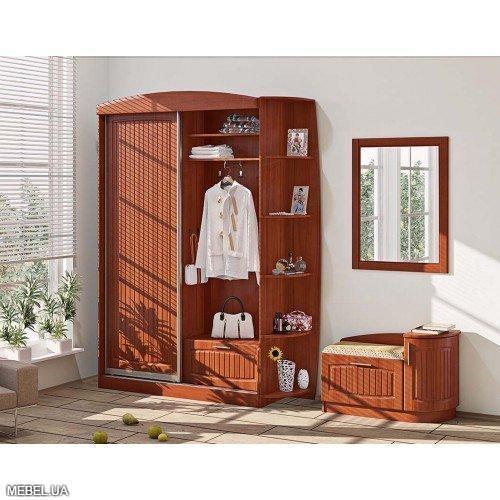 Прихожая ВТ 3991 Комфорт Мебель