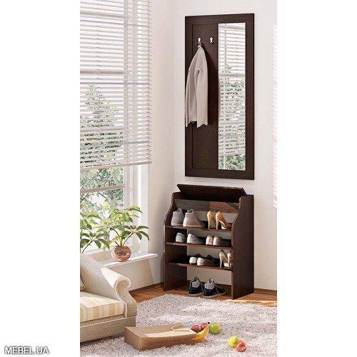 Прихожая ВТ 4043 Комфорт Мебель