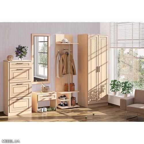 Прихожая ВТ 4019 Комфорт Мебель