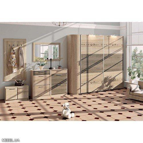 Прихожая ВТ 3901 Комфорт Мебель
