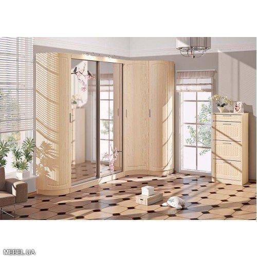 Прихожая ВТ 3996 Комфорт Мебель