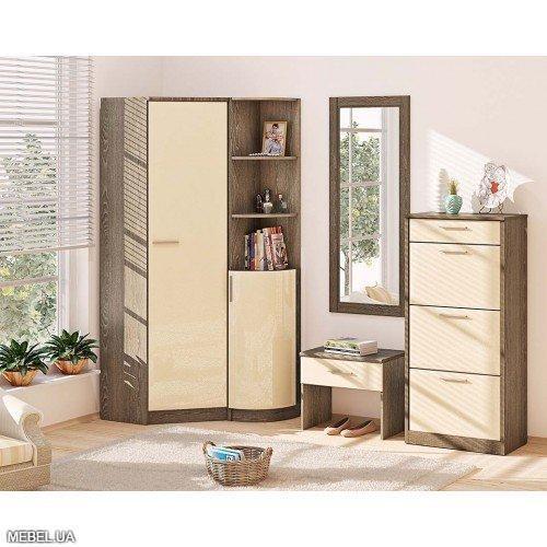 Прихожая ВТ 3963 Комфорт Мебель