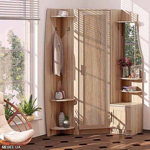 Прихожая ВТ 4009 Комфорт Мебель