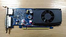 Видеокарта GeForce GT310 DDR3 512Mb 64bit Nvidia НИЗКАЯ задняя планка!!!, фото 3