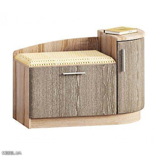 Тумба для обуви Д 4740 Комфорт Мебель