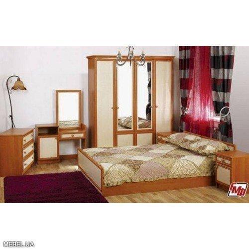 Спальня Ким ротанг БМФ