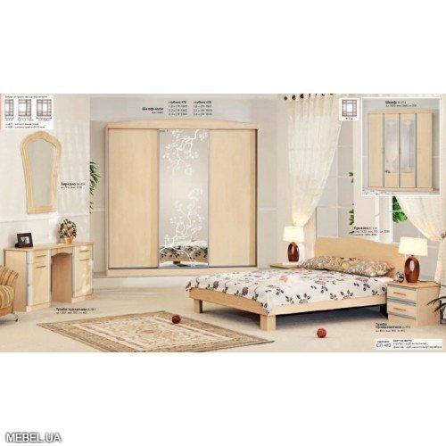 Спальня СП-482 Комфорт Мебель