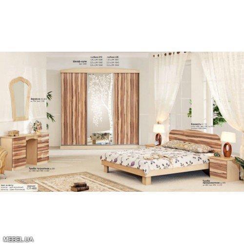 Спальня СП-488 Комфорт Мебель