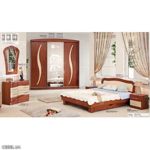 Спальня СП-505 Комфорт Мебель