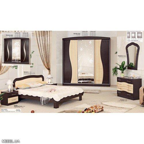 Спальня СП-506 Комфорт Мебель