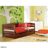 Кровать Нота Плюс массив 80х190