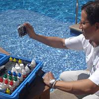 Витратні матеріали для басейнів