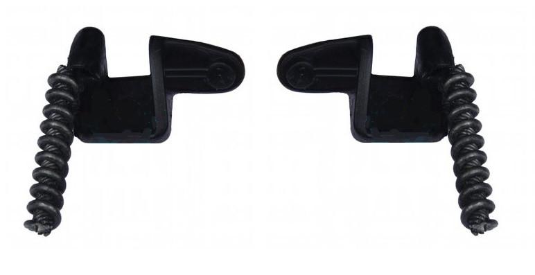 Крепление тросов к шторке заднего стекла VW Passat B6 3C5861325G 3C5 861 325 G 3C5863413AN шторка