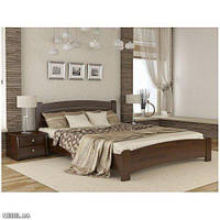 Кровать Венеция Люкс массив 90х200