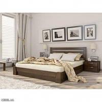 Кровать Селена массив 120х200