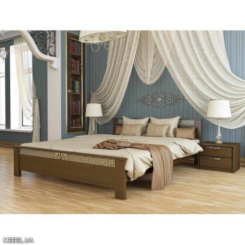 Кровать Афина щит 180х200