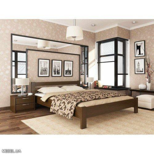 Кровать Рената массив 180х200