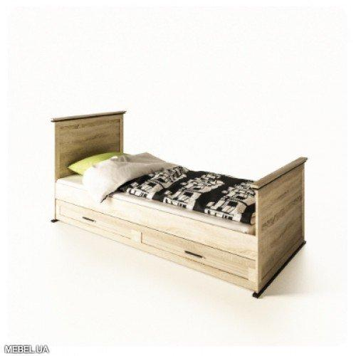 Кровать 1 СП Палермо Світ Меблів