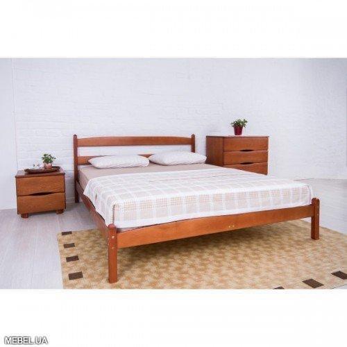 Кровать Лика без изножья 160х200 Олимп