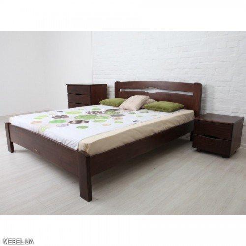 Кровать Нова без изножья 160х200 Олимп