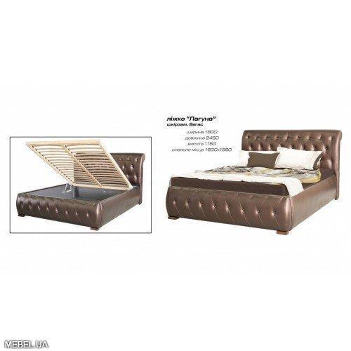 Кровать Лагуна Мебель Сервис