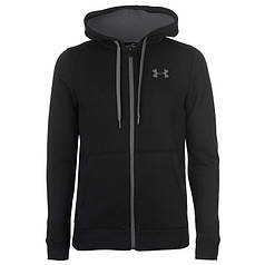 Кофта Under Armour Rival Fitted Full Zip Hoody Mens