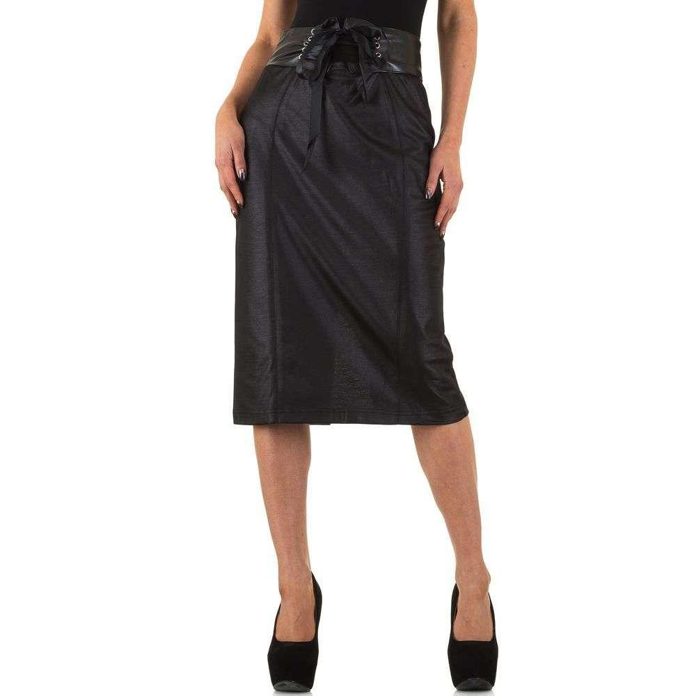 Женская юбка от Shickster Gold - black - KL-АЛИСИЯ-black