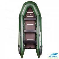 Надувная лодка BARK BT-450S моторная скользящее сидение