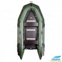 Надувная лодка BARK BT-290S моторная фиксированное сидение