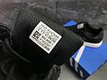 Мужские кроссовки Adidas Iniki (черно-белые), фото 7