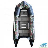 Надувная лодка Aqua Star K-330 моторная камуфляж