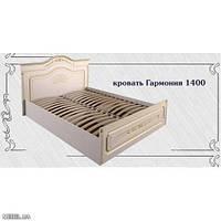 Кровать 1400 Гармония Альфа Мебель