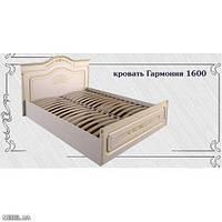 Кровать 1600 Гармония Альфа Мебель