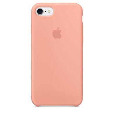 Чехол Apple iPhone 7/8 Silicone Case -   Flamingo