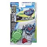 БейблейдВолтраек В4Burst Turbo Slingshock Starter Pack A4 BEYBLADEот Hasbro