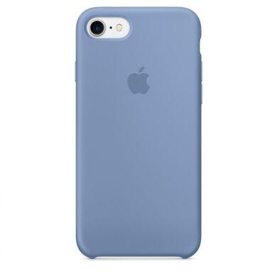 Чехол Apple iPhone 7/8 Silicone Case -  Azure