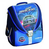 Ранец-трансформер школьный 14' для мальчика 1-4 класс Blue Car, фото 1