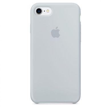 Чехол Apple iPhone 7/8 Silicone Case - Mist Blue