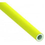 Універсальна багатошарова труба Tece PE-Xc/Al/PE для систем внутрішнього газопостачання d16x2,2мм, бухта 25м