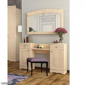 Туалетный столик с зеркалом Николь Сокме