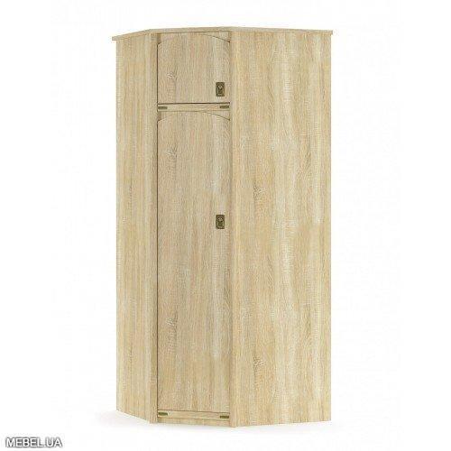 Шкаф угловой Валенсия 930х930 Мебель Сервис