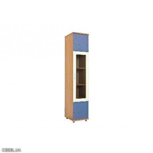 Шкаф комбинированный ШКН-941 Геометрия БМФ