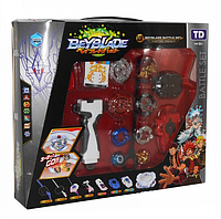 Набор BeyBlade Battle Set TD Набор бейблейд